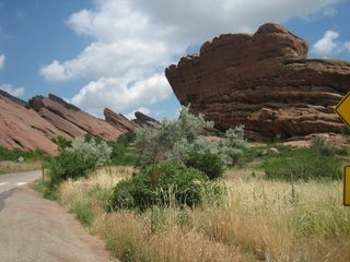 Red Rocks Park and Ampitheather