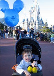 Wacky Weather and Warm Memories in Orlando, FL