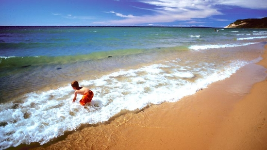 Kid Friendly Summer Activities in Traverse City, MI