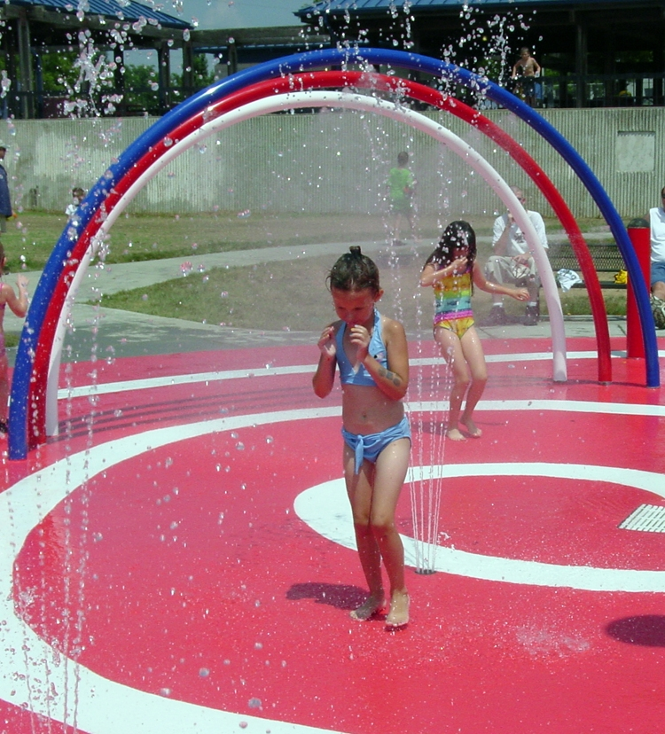 Beat The Heat This Summer With Free Splash Parks