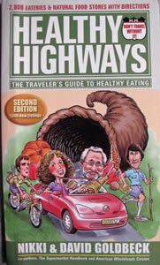 """Healthy Highways: The Travelers' Guide to Healthy Eating"" Guidebook Review"