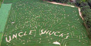 Get Lost in North Georgia at Uncle Shuck's Corn Maze