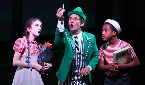 Win 4 Tickets to Kid-Friendly Broadway Show, Finian's Rainbow!