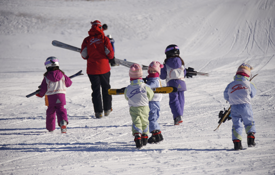 Top 5 Ski Resorts for Families