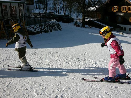 Best Ski Resorts in Europe for Family Ski Holiday