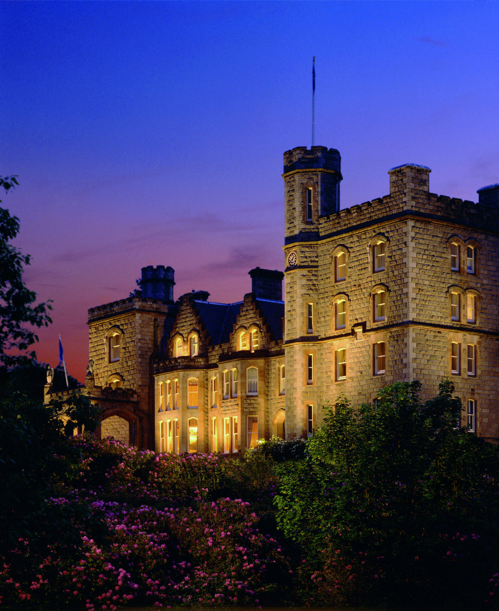 Inverlochy Castle: Harry Potter, Loch Ness for Family Vacation in Scotland