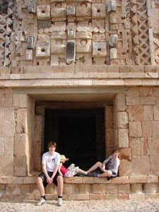 Adventure Travel Tips for Visiting Mayan Ruins with Kids: Part 3 of 3