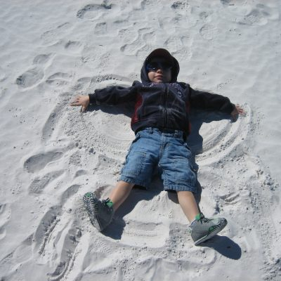 Florida With Kids: Check out Siesta Beach Florida!