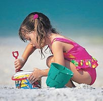 Best Florida Family Beach Vacation: Treasure Island, St. Petersburg, FL