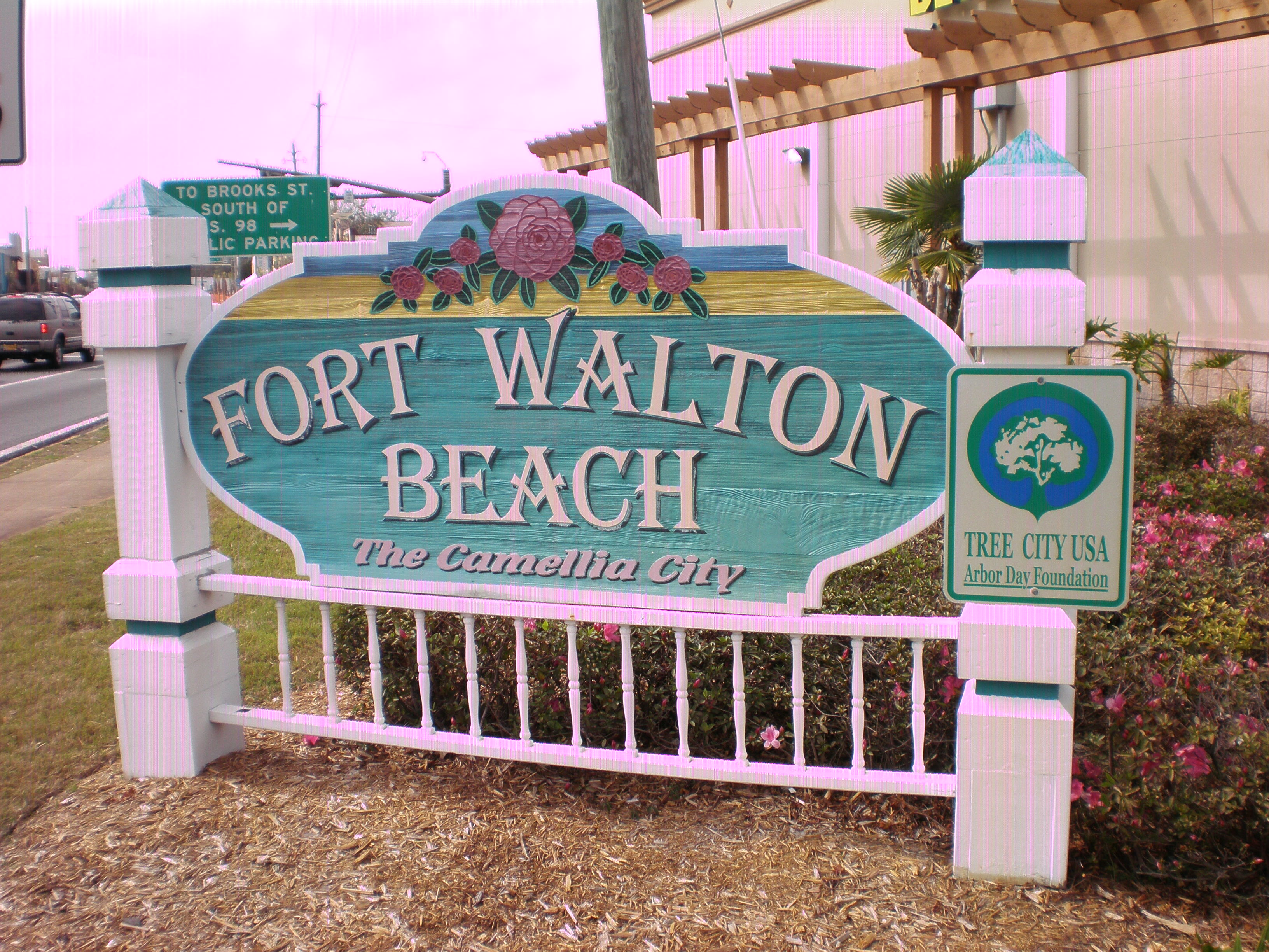 Best Florida Family Beach Vacations; Ft. Walton Beach