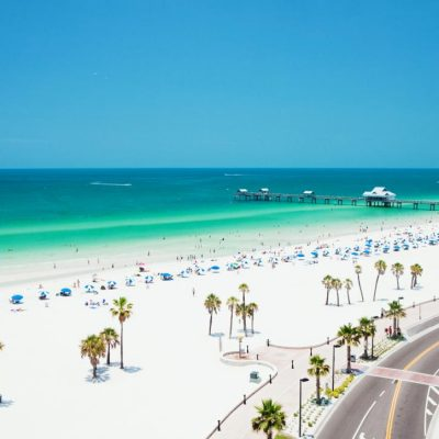 Best Florida Family Beach Vacations; Clearwater Beach Florida
