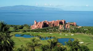 Family Friendly Resort: Abama Golf and Spa, Canary Islands