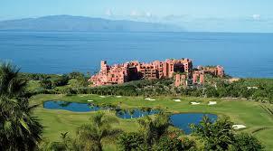 Family Friendly Resort: Abama Golf and Spa, Canary Islands