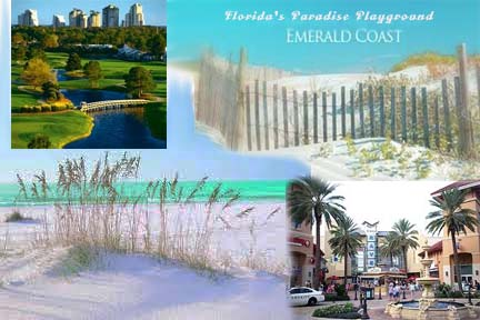 Florida Family Beach Vacations; The Emerald Coast