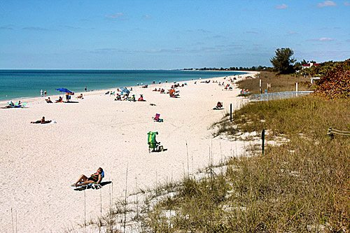 Florida Family Beach Vacation: Nokomis Beach on Casey Key