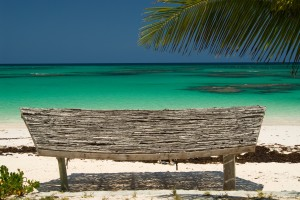 bahamas beach for a tropical family vacation