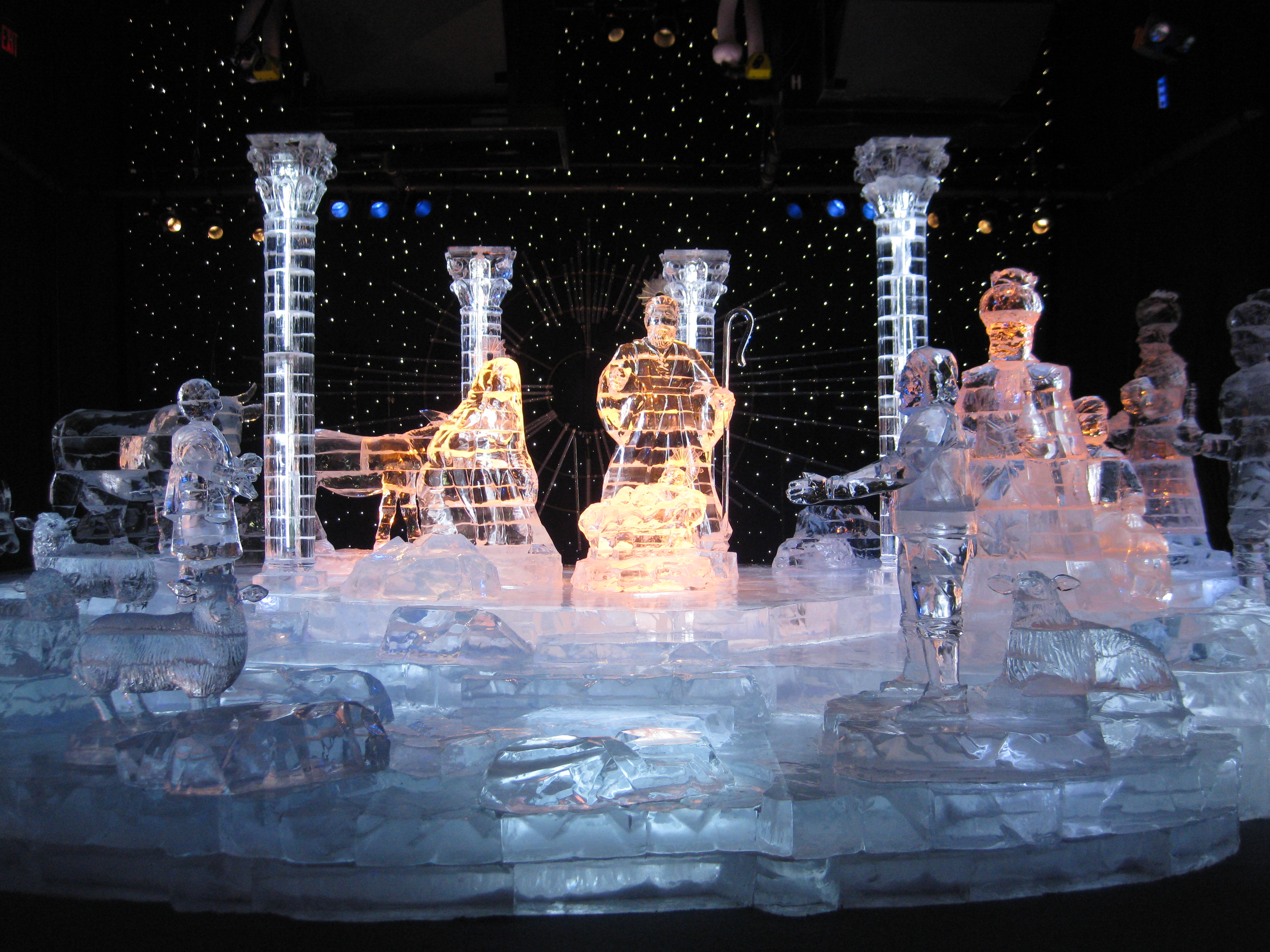 ICE! in Nashville: The Coolest Place on Earth