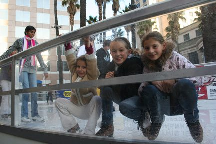 Downtown Ice Rink and Holiday Events in San Jose