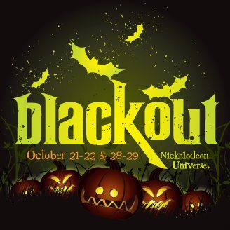 Mall of America Halloween Event: Nickelodeon Halloween Blackout!
