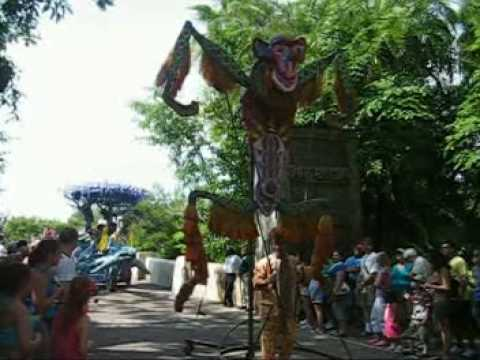 Disney's Animal Kingdom Parade