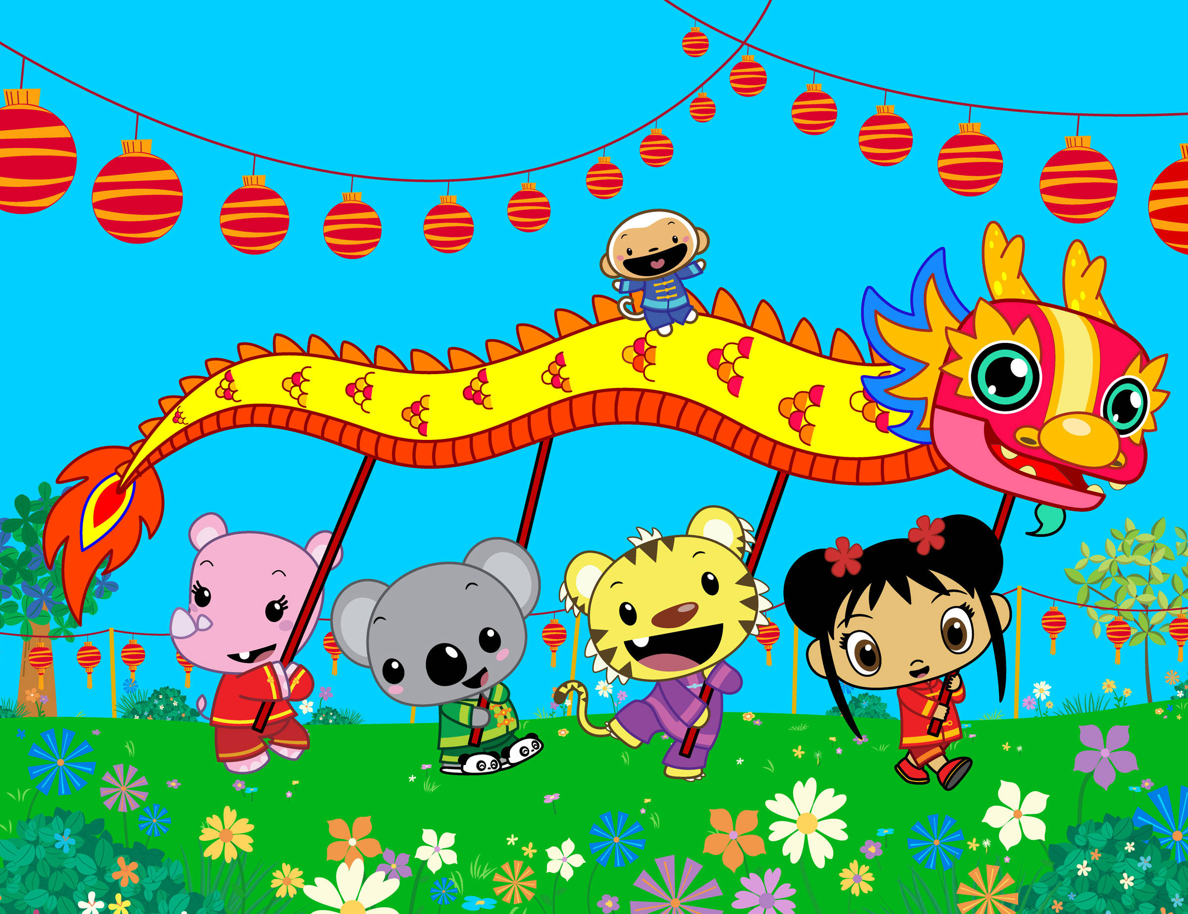 Celebrate Chinese New Year with Kids at Mall of America