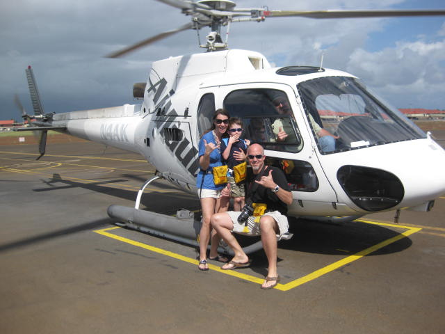 Maui Activities: Air Maui Helicopter Tours