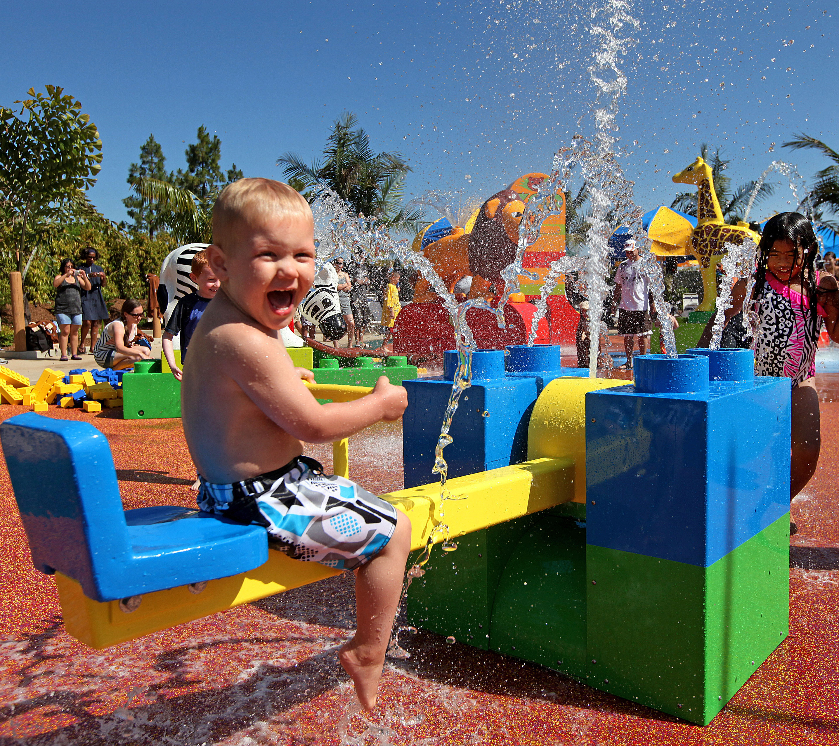 Legoland Florida Opening a New Water Park by Summer
