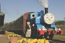 Thomas the Tank Engine and Cat in the Hat come to Bardstown, KY