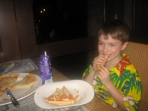Westin Ka'anapali Ocean Resort Villas Pizza