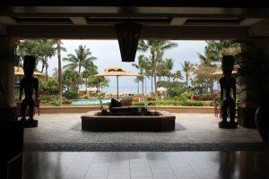 Westin Ka'anapali Ocean Resort Villas Lobby