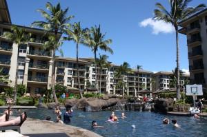 Westin Ka'anapali Ocean Resort Villas Main Pool