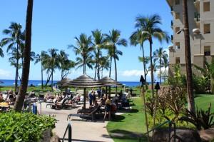 Westin Ka'anapali Ocean Resort Villas Grounds