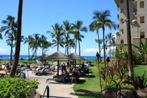 Westin Ka'anapali Ocean Resort Villas Grounds