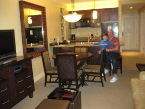 Westin Ka'anapali Villas Living Room