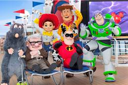 Disney Cruises Welcome Pixar » Family Vacation Critic Blog