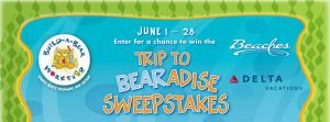 build a bear beaches sweepstakes