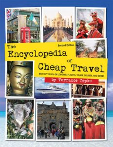 encyclopedia of cheap travel book