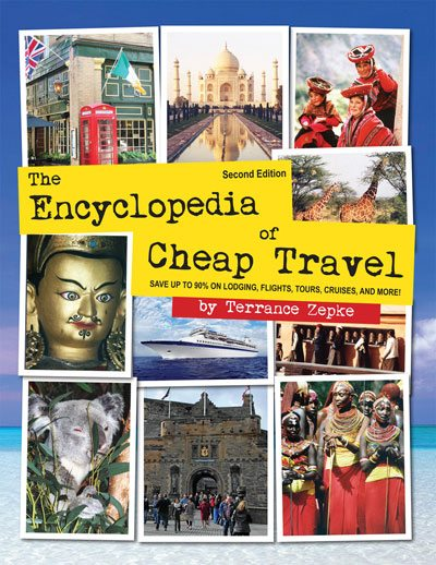 encyclopedia of cheap travel book