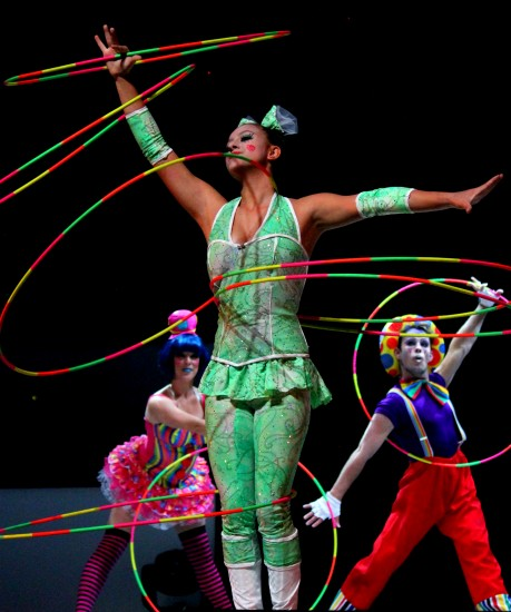 Hula Hoop Le Grand Cirque Adrenaline