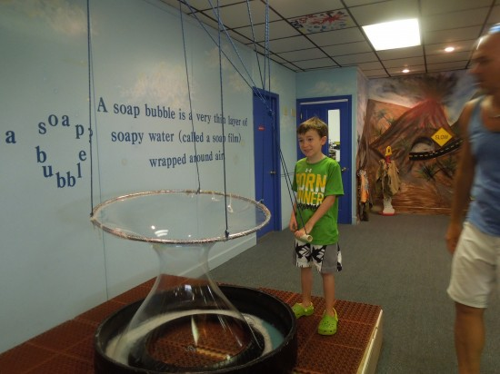 Children's Museum of South Carolina in Myrtle Beach, photo copyright Stephany Wiestling all use must link to www.bestkidfriendlytravel.com