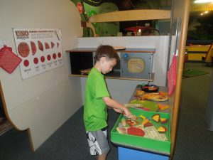 Pizza Truck - Children's Museum of South Carolina - photo copyright Stephany Wiestling - All use MUST link to www.BestKidFriendlyTravel.com