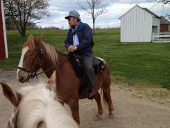 Gettysburg by Horseback