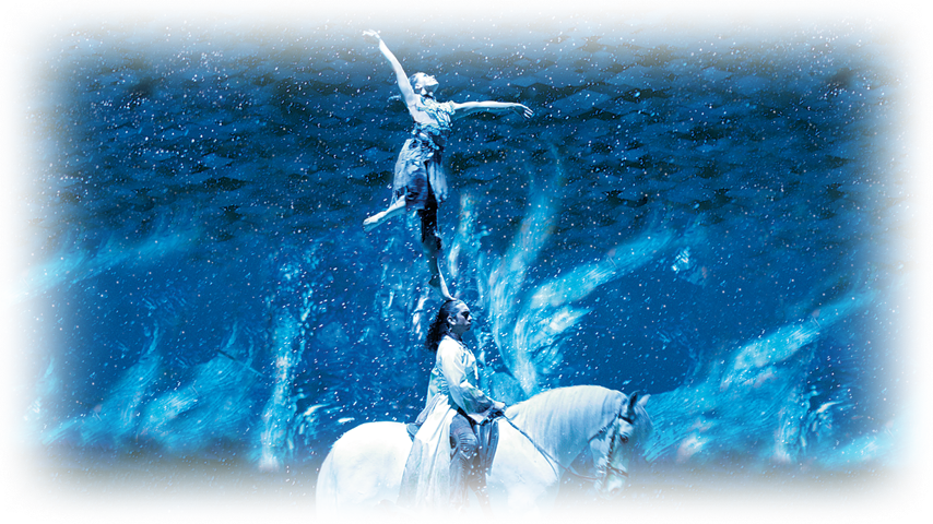 Cavalia Mesmerizes and Delights the Whole Family!