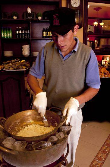 San Augustin Ice Cream Parlor