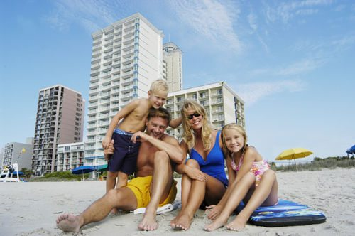 Best Western plus Carolinian Beach Resort Myrtle Beach