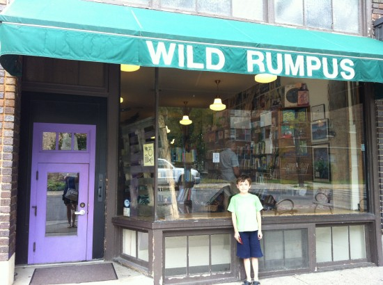 Wild Rumpus - copyright Stephany Wiestling - all rights reserved
