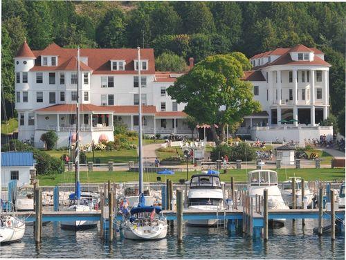 Island House Hotel - Mackinac Island