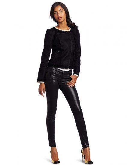 McGinn Womens Sasha Tweed Jacket 2