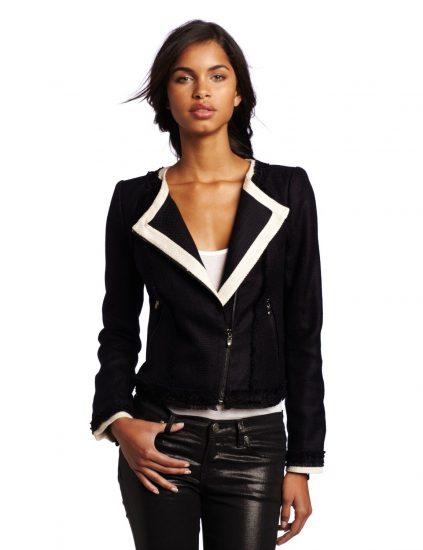 McGinn Womens Sasha Tweed Jacket 3