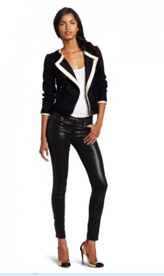 McGinn Womens Sasha Tweed Jacket